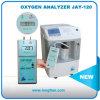Analyseur de l'oxygène de l'analyseur Jay-120/Ultrasonic de pureté de l'oxygène