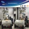 Sistema plástico horizontal del mezclador de la capacidad grande