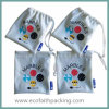 Peached Finished Fabric Gift Bag mit Your Logo Printing