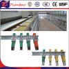 Schwere Eingabe-einzelne Pole-elektrische Kran-Leiter-Stäbe