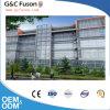Gordijngevel van het Bureau van het Glas van het Aluminium van de Fabrikant van China de Weerspiegelende