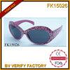 Óculos de sol do frame da flor de Sun (FK15026)
