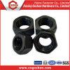 Noir acier au carbone ASTM A563 Nut