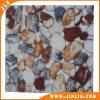 Mattonelle di pavimento di ceramica lustrate figura poco costosa antiscorrimento della pietra della stanza da bagno 300*300