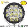 120W LED fahrendes Licht für 4X4 ATV/Used gepanzerte Fahrzeuge, Itg 75 kundenspezifische Autoteil-Zubehör-Auto-Teile, LED-Taschenlampe CREE, 120W Lichter des LKW-LED
