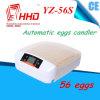 Uovo automatico di Hhd che esamina in controluce l'incubatrice di funzione (YZ-56S)