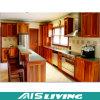 Muebles clásicos de la cabina de cocina de la chapa del estilo (AIS-K197)