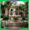 Grande fontaine d'eau de marbre de jardin de vente chaude