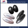 オリーブ色磁気球の形および産業焼結させた亜鉄酸塩の磁石のアプリケーションのおもちゃモータースピーカーの磁石