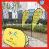 Напольный флаг/рекламировать флаг знамени/пляжа с Поляк и основанием (JMLB-07)