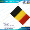 Banderas populares de encargo de la mano para el anuncio (L-NF01F02021)