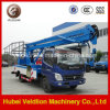 10m Working Height Foton Rhd High Aerial Platform Truck