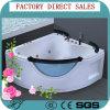 Vasca da bagno di lusso della Jacuzzi della presa di fabbrica (513)