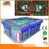 Gabinete de la máquina de las máquinas tragaperras de la máquina de juego del casino de la tapa de tabla