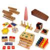 88의 PCS Montessori 교육 장난감, Montessori 교육 자료