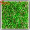 실내 훈장 인공적인 녹색 잔디 벽