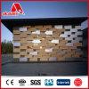 1100 PVDF / PE revestimiento de color aluminio de la bobina / Aluminio Laminado
