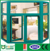 Pnoc Shanghai 2015 Factory Aluminum Casement Window mit Flyscreen