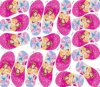 EVA Heat Transfer Stickers para Slippers
