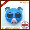 Dessin animé Cute Bear Sunglasses pour Kids (FK15021)