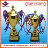 Tazza del trofeo del metallo di riunione di sport