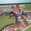 Совершенн Отделка Дом Scale Масштабная модель Making Компания (BM-0349)