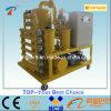 Machine de filtration de pétrole d'isolation de pétrole de transformateur d'homologation d'OIN de la CE (ZYD)