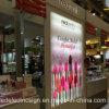 Boîte légère Ultra-Mince de double de LED affichage latéral de centre commercial