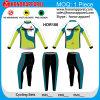 Honorapparel는 선홍색 승화 긴 소매 순환 착용을 인쇄했다