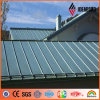 アルミニウムロールに屋根を付けるDeaorativeの建築材料カラー絵画