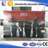 Hydraulische vier Spalte-flaches Bett-Ausschnitt-Druckerei