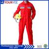 노동자 편리한 작업복 (YLT118)를 위한 유일한 작풍 빨간 작업복