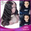 1b# Body Wave Malaysian Virgin Hair U Part Wig