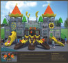 Slides (KQ50058A)のKaiqi Large Fantasy Castle Themed Children Playground