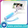 Mini bâton de câble par Monopod audio de Selfie Selfie de fil de câble