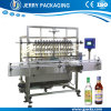 Machine de remplissage liquide de mise en bouteilles de bouteille au vinaigre automatique