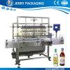 Máquina de enchimento líquida de engarrafamento do frasco do vinagre automático