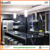 La Chine simple Black Nero Marquina Marble Countertop pour Kitchen