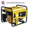Generador 2kw de la gasolina para el uso casero y el uso al aire libre
