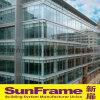 Système glaçant en aluminium de façade