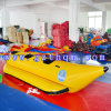 3 People Inflatable Banana Boat 또는 Water Toys Inflatable Boats