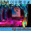 Visualizzazione dell'interno di colore completo P4 LED di video effetto chiaro