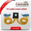 Módulo Splitter de acoplador óptico PLC 1xn / 2xn