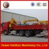 Euro 2 Mobile 10 Tons Folding Boom Truck mit Crane