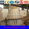 Pots de scories et poche à laitier professionnels en acier de fonte