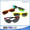 Gafas de sol con estilo del marco de la PC de la varia manera con la lente polarizada