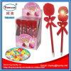 ライトおよびキャンデーが付いているバレンタインのローズのペンのおもちゃ