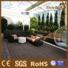 Revestimento ao ar livre projetado da cor madeira composta impermeável múltipla