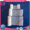 Rolo de ligadura de gaze absorvente de dobravel elegante e durável