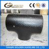 ASTM A234 Wpb de acero al carbono de soldadura a tope T / Reductor / Codo